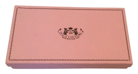 Juicy Couture Juicy Couture Padded Jewelry Or Wallet Box