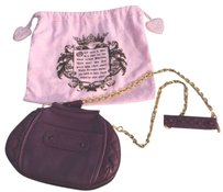 Juicy Couture Leather Cross Body Bag