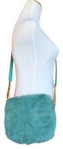 Juicy Couture Turquoise Messenger Bag