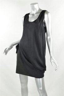 Juicy Couture short dress Black+Grey Bird By Womens on Tradesy