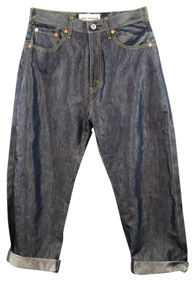 Discount Cheapest loose fit jeans - Blue Junya Watanabe Cheap Price Wholesale Price Clearance New Styles Clearance Classic bzoi2NNFsv