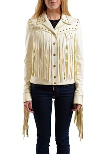 Just Cavalli Basic Ivory Jacket