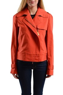 Just Cavalli Basic Orange Jacket
