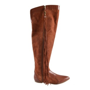 Just Cavalli Fashion Brown Boots