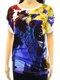 Just Cavalli Graphic New With Tags T Shirt