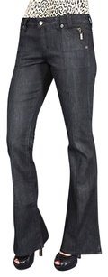 Just Cavalli Slim Fit Wide Leg Skinny Jeans