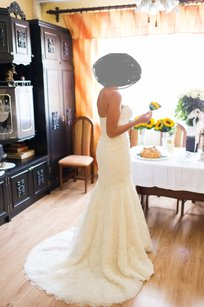 Justina McCaffrey Gregorian Wedding Dress