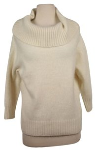 Kate Hill Womens Cowl Sweater
