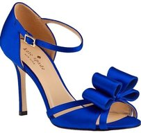 Kate Spade York Ivela Ankle Blue Sandals