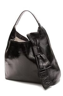 Kate Spade Patent Leather Cleverly Hobo Bag