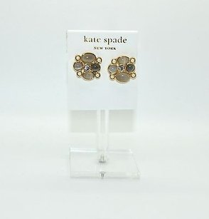 Kate Spade Kate Spade Bashful Blossom Stud Earrings 14k Gold Fill