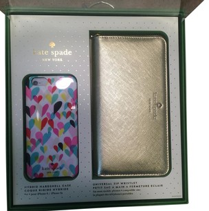 Kate Spade Kate Spade iPhone 6/6S Case & Clutch Wristlet