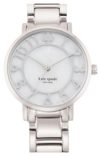 Kate Spade KATE SPADE GRAMERCY STAINLESS STEEL SILVER TONE WATCH