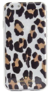 Kate Spade kate spade new york Transparent Leopard-Print iPhone 6/6S plus Case