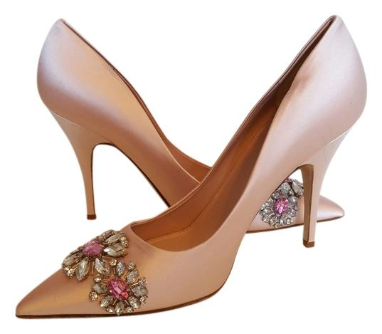 Kate Spade New York Satin Embellished Pumps sale outlet store discount cheapest price discounts cheap online sale amazing price cheap professional jz9NTH