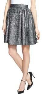 Kate Spade Mini Skirt Metallic