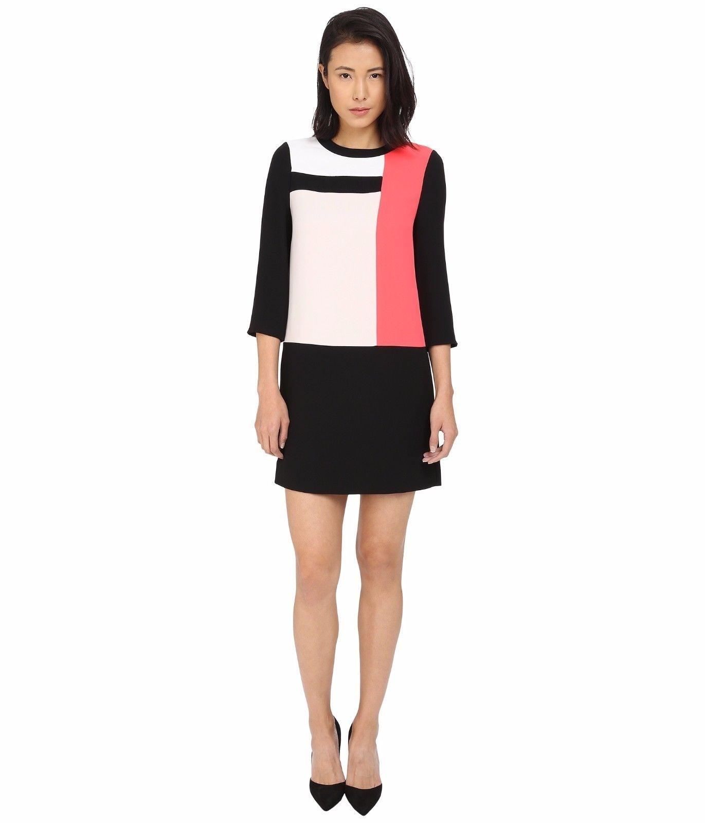 Kate Spade Pink And Black Dress – Fashion Outlet Review