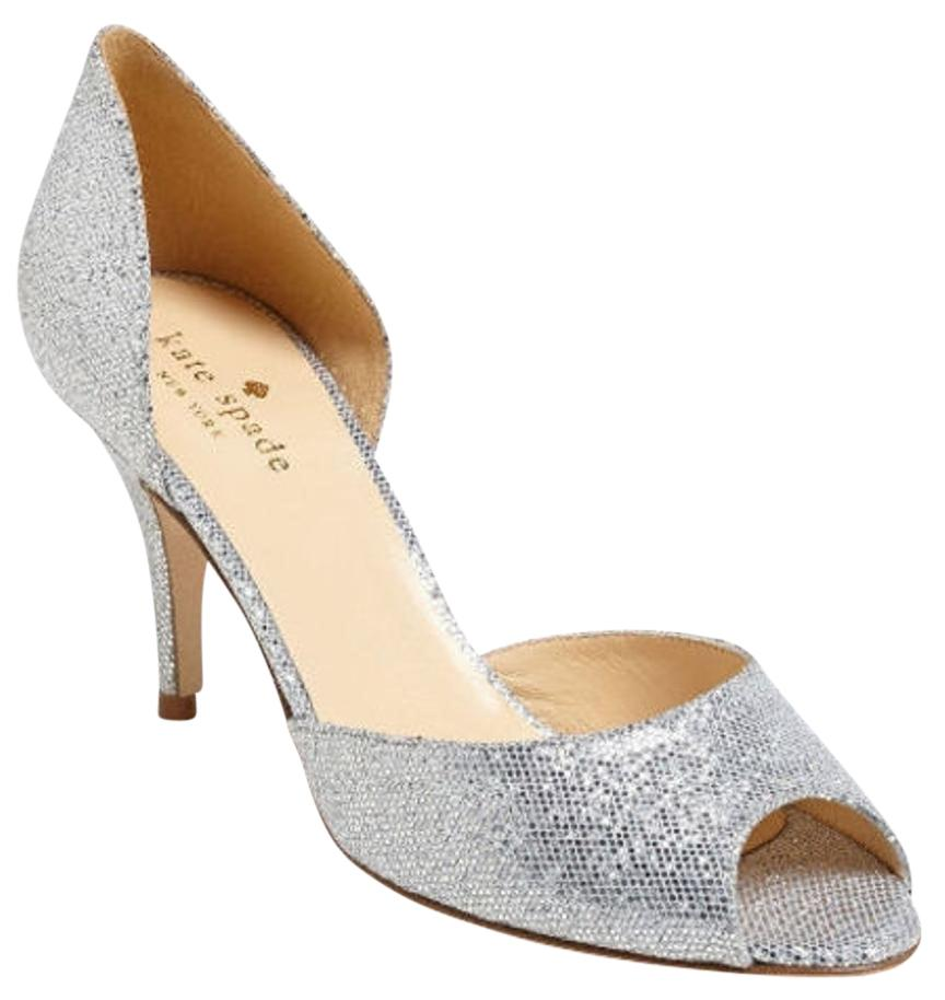 Kate Spade New York Leather d'Orsay Pumps low price cheap price discount for sale finishline cheap price TLi7o
