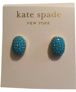 Kate Spade Pave the way stud earrings