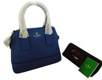 Kate Spade Satchel in Blue / Bluebelle
