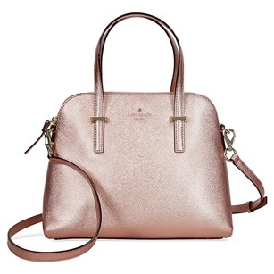 Kate Spade Women's Satchel in Rose Gold