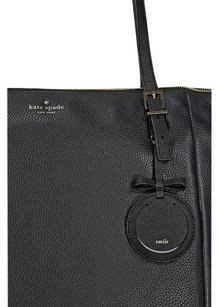 Kate Spade Women's Pxru6763-001 Tote in Black