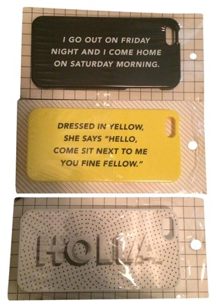 Kate Spade Kate spade Saturday IPhone 5s phone covers