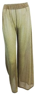 Katharine Hamnett Relaxed Pants Gold