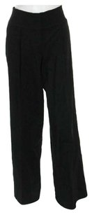 KAUFMANFRANCO Wide Leg Pants Black