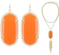 Kendra Scott Rayne Necklace Danielle Earrings