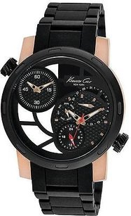 Kenneth Cole Kenneth Cole York Rubber Mens Watch Kc9314