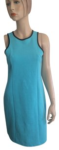 Light Turquoise Maxi Dress by Kenneth Cole