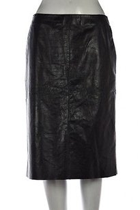 Kenneth Cole Womens Skirt Black
