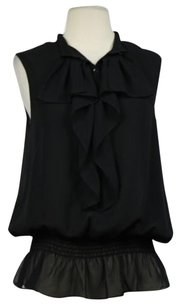Kenneth Cole Womens Top Black