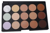 KingMas Professional New KingMas Professional 15 Concealer Camouflage Makeup Palette