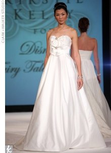 Kirstie Kelly Disney Fairy Tale Weddings Wedding Dress