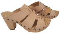 Kork-Ease TAN Mules