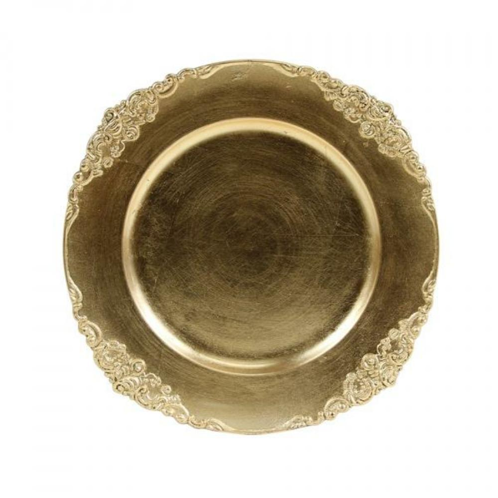 Koyal Wholesale Gold Plate Chargers (100 Qty) Us Only Tableware  sc 1 st  Tradesy & Koyal Wholesale Gold Plate Chargers (100 Qty) Us Only Tableware ...