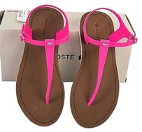 Lacoste Luzerne Srw Synthetic Pink Sandals