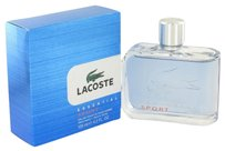 Lacoste Lacoste Essential Sport By Lacoste Eau De Toilette Spray 4.2 Oz