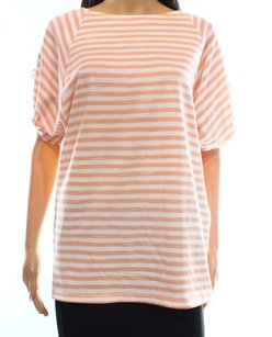 Lafayette 148 New York Batwing Cotton Blends Top