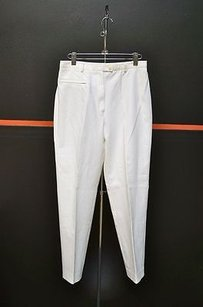 Lafayette 148 New York Lycra Blend Tapered With Belt Loops Pants