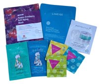 Laneige Facial Masks And Various Other Cleansers