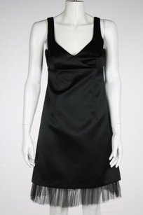 Laundry by Shelli Segal Womens Petite 4p Sleeveless Formal Party Dress