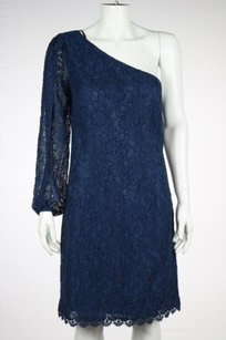 Laundry by Shelli Segal Womens Lace Knee Length One Formal Dress