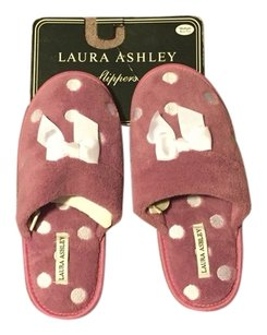 Laura Ashley Lavender Flats