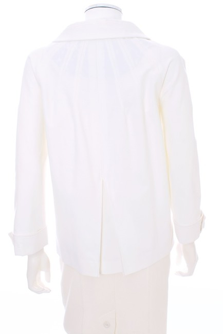 LAURA LINDOR Winter Nwt Cuffed WINTER WHITE Jacket