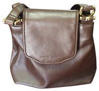 Laura Scott Brown Messenger Bag