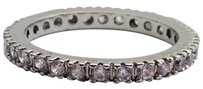 Lauren G Adams Lauren G Adams Stackable Eternity Ring 8 R-2102-rhodium