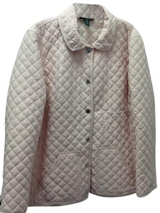 Lauren Ralph Lauren Casual Chic Quilted Pink Jacket